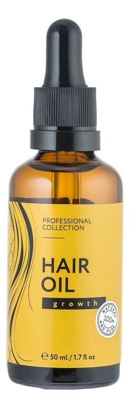 Масляный экстракт для роста волос Hair Oil Growth: Экстракт 50мл