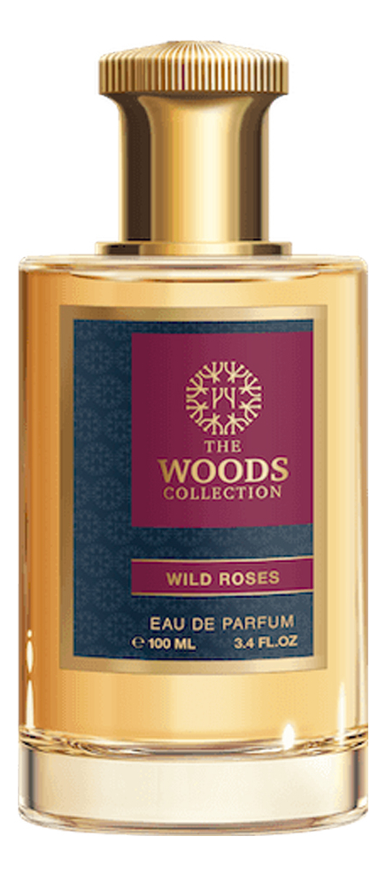 The Woods Collection Wild Roses: парфюмерная вода 100мл тестер
