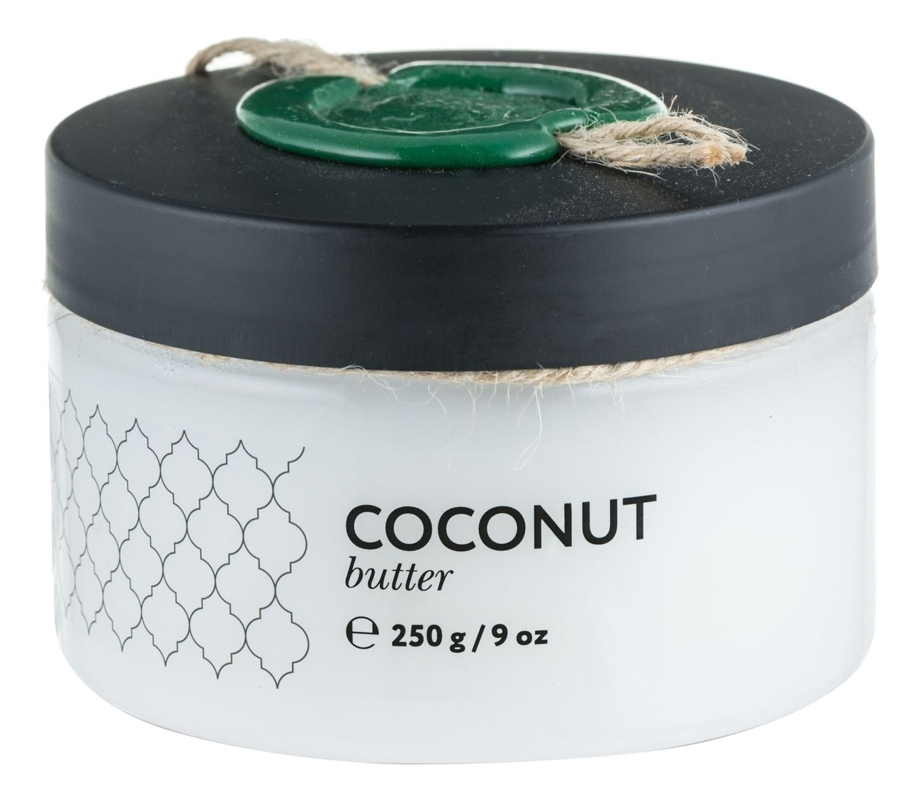 Твердое масло Кокос Coconut Butter: Масло 250г твердое масло для массажа