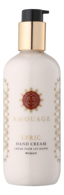 Купить Lyric for woman: крем для рук 300мл, Amouage