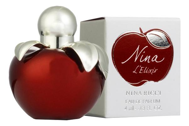 Nina L'Elixir: парфюмерная вода 4мл acte 2 парфюмерная вода 4мл