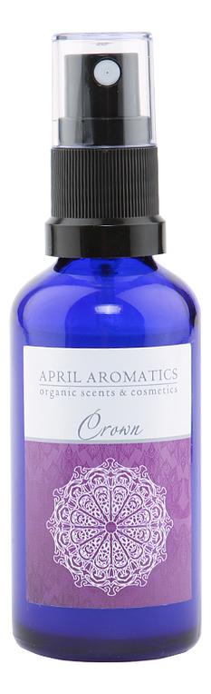 April Aromatics Crown: спрей для тела 50мл april aromatics bohemian spice парфюмерная вода 30мл