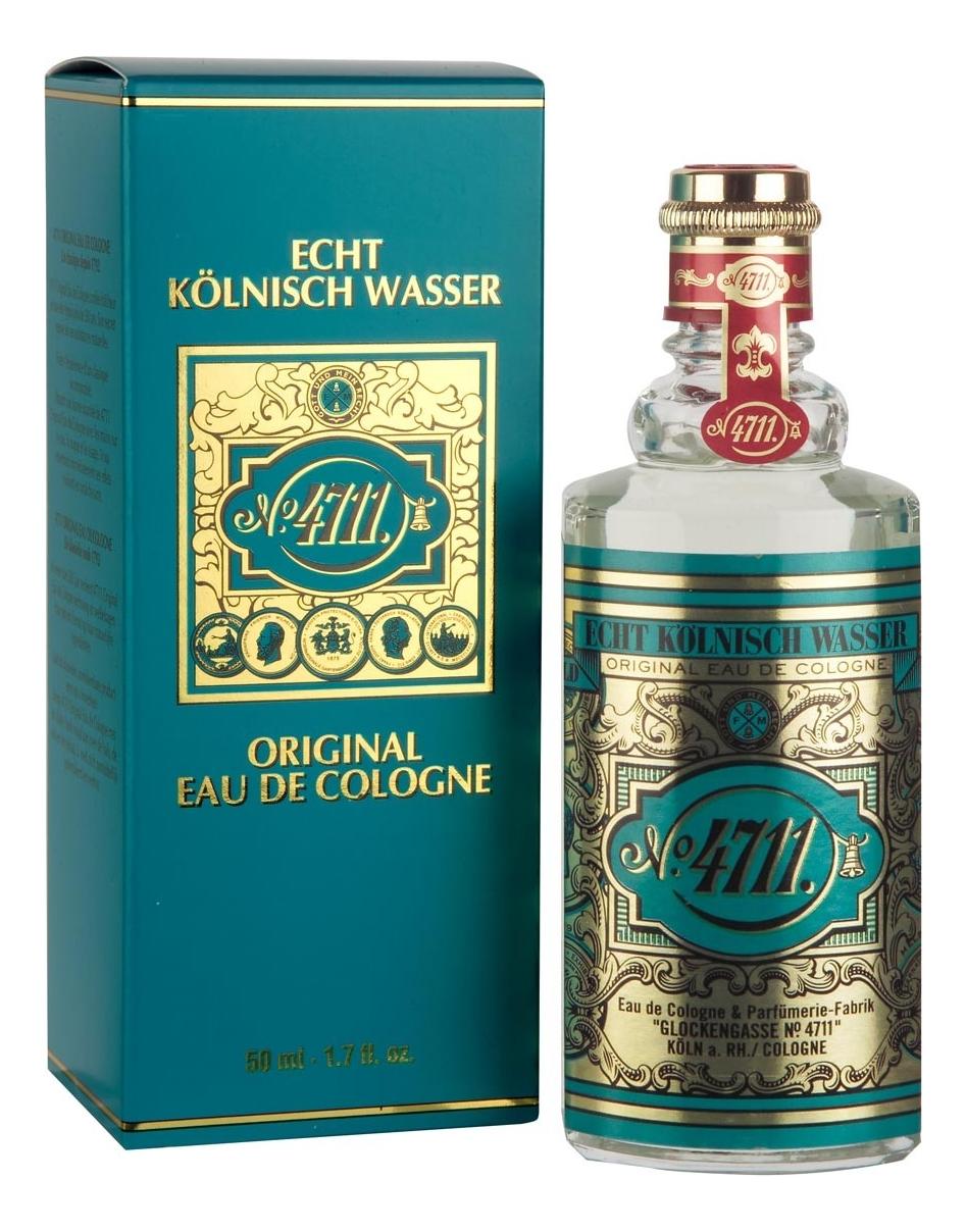 Купить 4711 Original Eau de Cologne: одеколон 50мл, Maurer & Wirtz