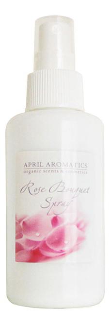 April Aromatics Rose Bouquet: спрей для тела 100мл