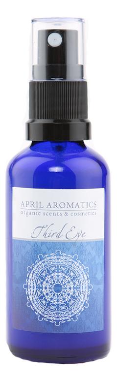 April Aromatics Third Eye: спрей для тела 50мл april aromatics bohemian spice парфюмерная вода 30мл