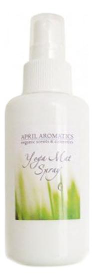 April Aromatics Yoga Mat Spray: ароматический спрей 100мл april aromatics bohemian spice парфюмерная вода 30мл