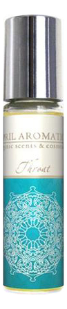 April Aromatics Throat: ароматическое масло 10мл april aromatics bohemian spice парфюмерная вода 30мл