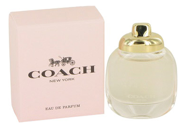 Coach The Fragrance Coach 2016: парфюмерная вода 4,5мл