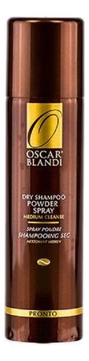 Купить Сухой шампунь-спрей для волос Pronto Dry Shampoo Powder Spray Medium: шампунь 34г, Oscar Blandi