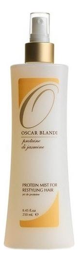 Дымка для рестайлинга Jasmine Protein Mist For Restyling Hair 250мл цена 2017