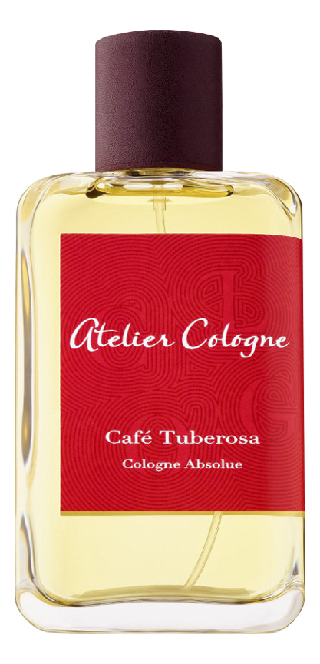 Atelier Cologne Cafe Tuberosa: одеколон 2мл мыло atelier cologne atelier cologne at013lugn840