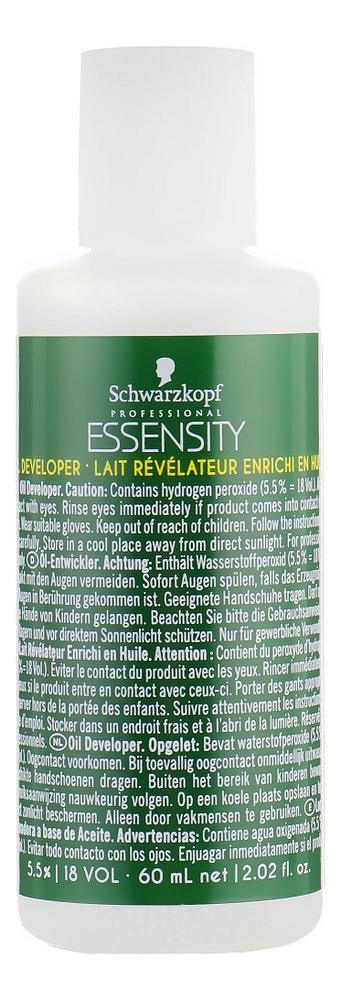 цена на Бальзам-окислитель на масляной основе Essensity Oil Developer: Окислитель 5,5% 60мл