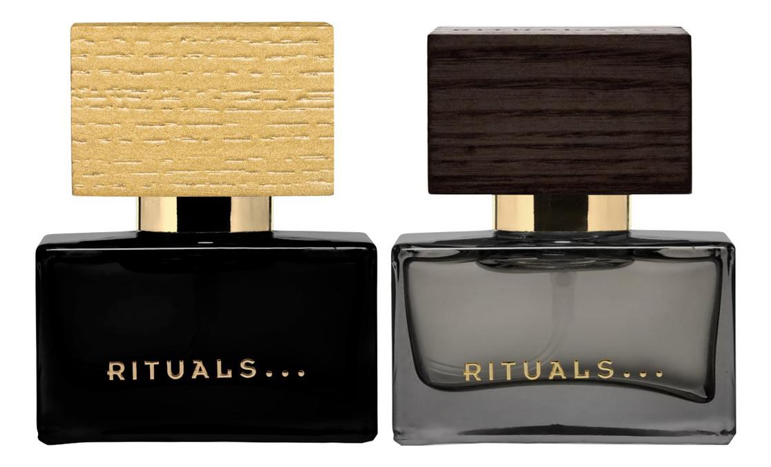 Rituals Set: парфюмерная вода 3*10мл ( Eau Des Indes+ Fleus D`Himalaya + Victoire D'Ambre) rituals cosmetics купить в барселоне