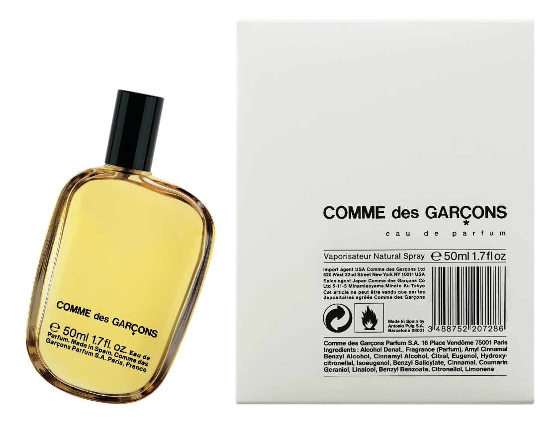 Comme des Garcons: парфюмерная вода 50мл фото