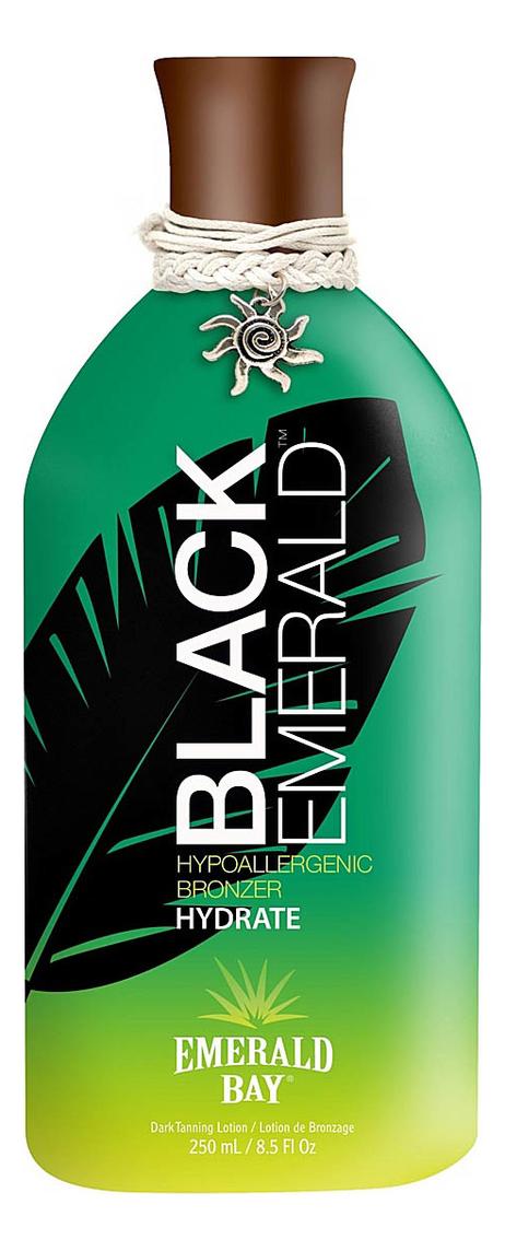 Гипоаллергенный бронзатор для всех типов кожи Black Emerald Hypoallergenic Bronzer Hydrate: Бронзатор 250мл