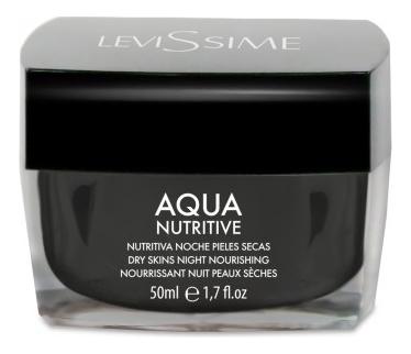 Купить Ночной питательный крем для лица Aqua Nutritive: Крем 50мл, Levissime