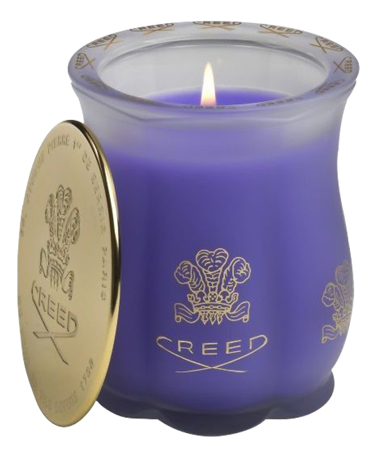 Купить Ароматическая свеча Rivera Flower: свеча 200г, Creed