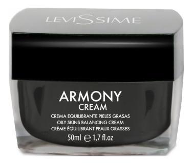 Фото - Балансирующий крем для проблемной кожи лица Armony Cream: Крем 50мл levissime крем кожи armony cream балансирующий для проблемной 50 мл