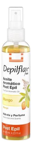 Купить Аргановое масло для удаления остатка воска Argan Post Epil Aromatic Oil 125мл, Depilflax