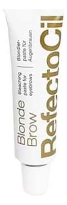 Купить Краска для бровей и ресниц Eyelash & Eyebrow Color 15мл: 0 Блонд, Краска для бровей и ресниц Eyelash & Eyebrow Color 15мл, RefectoCil