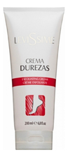 Levissime Крем-эксфолиант для ног Crema Durezas Exfoliating Cream 200мл