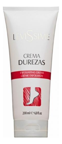 Крем-эксфолиант для ног Crema Durezas Exfoliating Cream 200мл