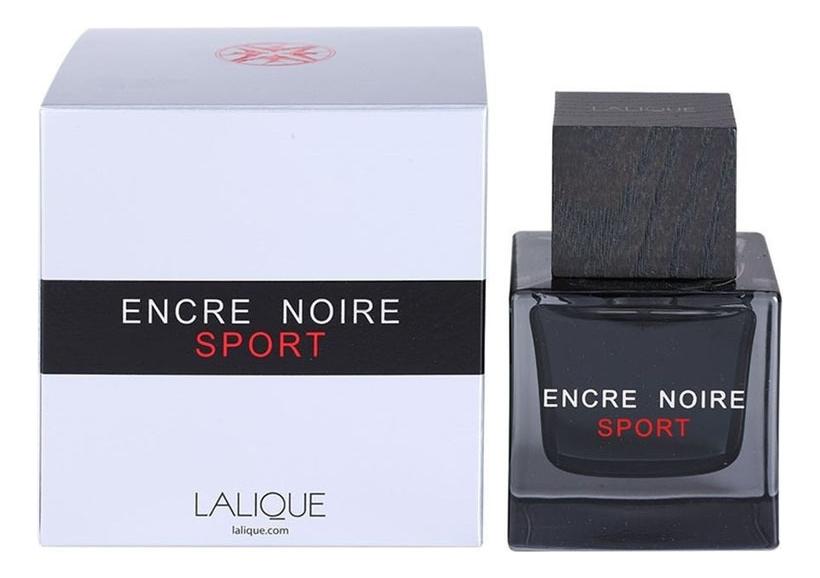 Фото - Lalique Encre Noire Sport: туалетная вода 50мл lalique encre noire sport туалетная вода 100мл тестер