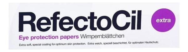 Бумажные салфетки для ресниц Extra Eye Protection Papers 80шт (мягкие)