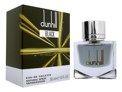 alfred dunhill dunhill Black: туалетная вода 30мл