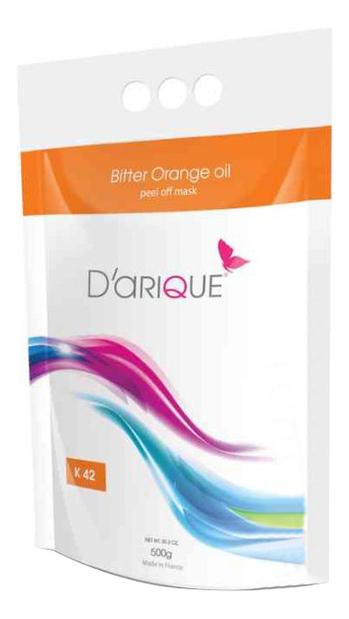 Купить Очищающая маска для лица с маслом горького апельсина Bitter Orange Oil Peel Off Mask K42: Маска 500г, Darique