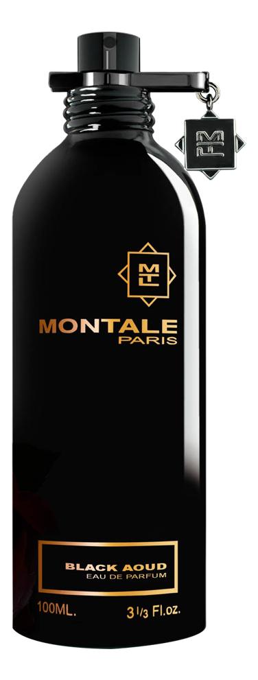 цена Montale Black Aoud: парфюмерная вода 100мл тестер онлайн в 2017 году