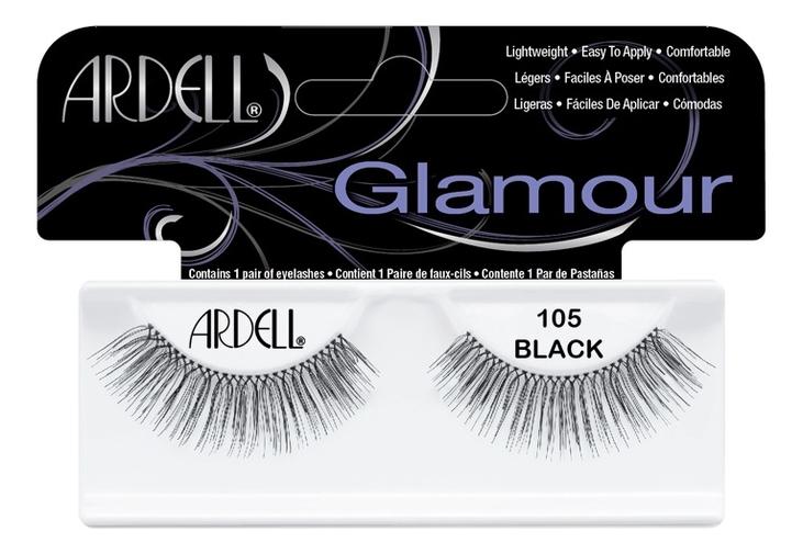 Накладные ресницы Glamour Lashes: No 105 недорого