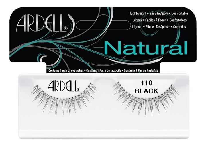 Накладные ресницы Natural Lashes: No 110 недорого