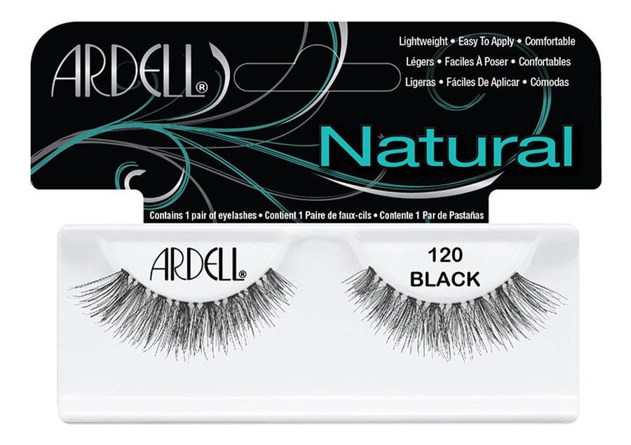 Купить Накладные ресницы Natural Lashes: No 120, Ardell