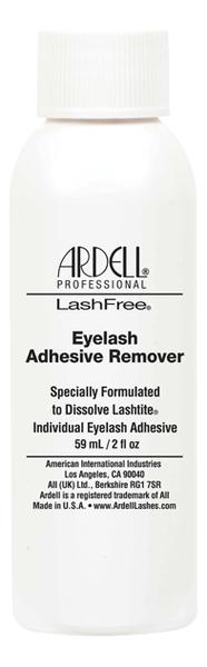 Средство для удаления клея Lash Free Individual Eyelash Adhesive Remover: 59мл