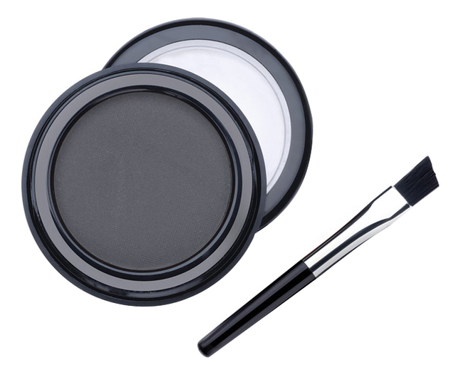 Пудра для бровей Brow Defining Powder 2,2г: Soft Black пудра для бровей brow defining powder 2 2г с зеркалом soft taupe