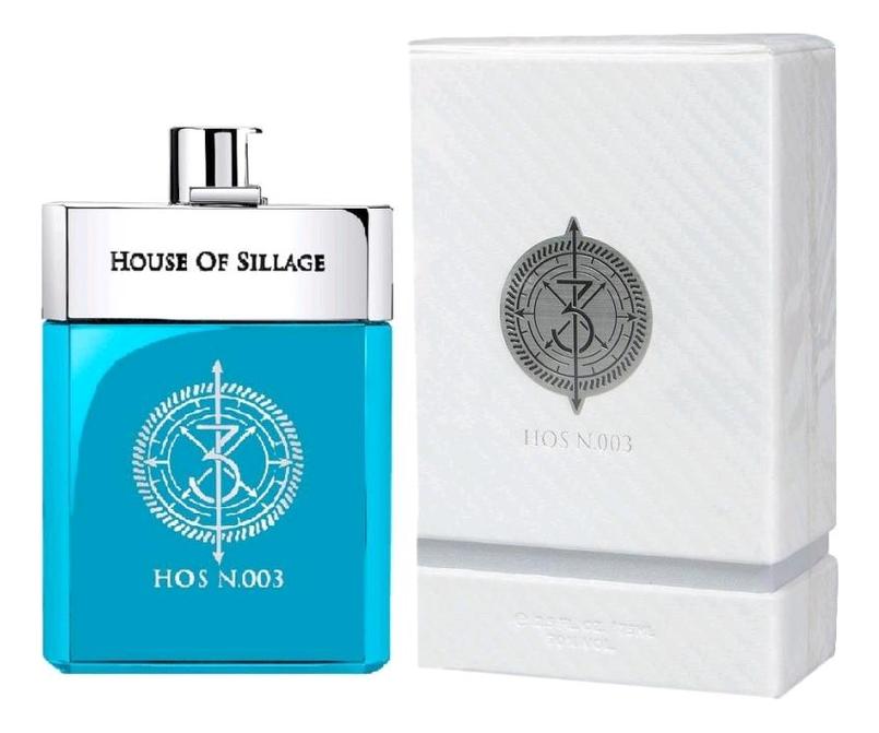 Купить House Of Sillage HoS N.003: духи 75мл