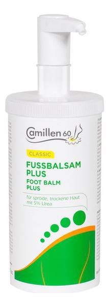 Бальзам для стоп мягкий Classic Fussbalsam Plus: Бальзам 500мл недорого