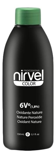 Купить Оксидант кремовый Color Oxidante Nature 6V 1, 8%: Оксидант 150мл, Nirvel Professional