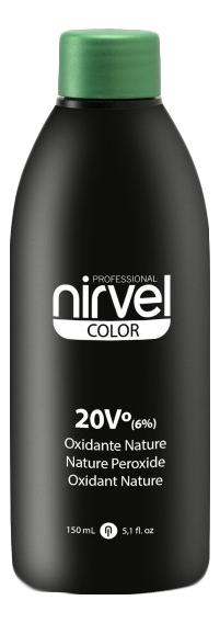 Купить Оксидант кремовый Color Oxidante Nature 20V 6%: Оксидант 150мл, Nirvel Professional