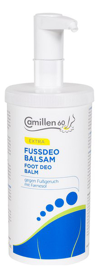 Бальзам для ног дезодорирующий Extra Fussdeo Balsam: Бальзам 450мл