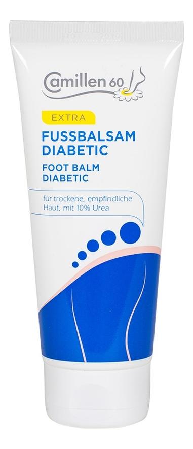 Бальзам для ног Extra Fussbalsam Diabetic: Бальзам 100мл бальзам для ног fussbalsam