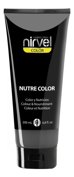 Купить Гель-маска для окрашивания волос Nutre Color 200мл: Grey, Nirvel Professional