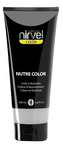 Купить Гель-маска для окрашивания волос Nutre Color 200мл: White, Nirvel Professional