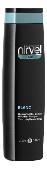 Шампунь для осветленных и седых волос Care Blanc Shampoo: Шампунь 250мл шампунь для светлых и седых волос ds blonde shampoo шампунь 250мл