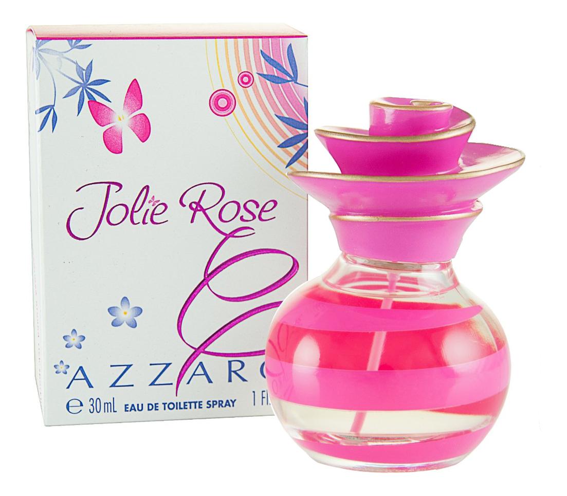 Купить Azzaro Jolie Rose : туалетная вода 30мл