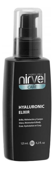 Купить Эликсир для волос с гиалуроновой кислотой Care Hyaluronic Elixir 125мл, Nirvel Professional
