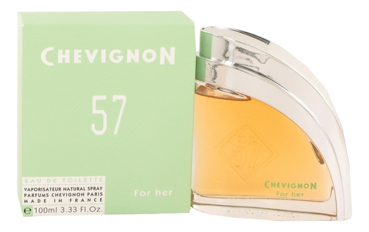 Купить 57 Chevignon Винтаж: туалетная вода 100мл