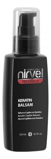 Купить Восстанавливающий кератиновый бальзам для волос Technica Keratin Balsam 125мл, Nirvel Professional