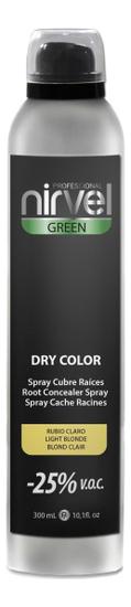 Тонирующий спрей для волос Green Dry Color 300мл: Light Blonde тонирующий спрей для волос green dry color 300мл light chestnut